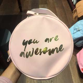 Typo Cosmetic Bag