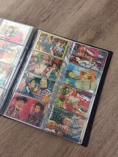 🚚 Huan Zhu Ge Ge my Fair Princess Album and Sticker Cards
