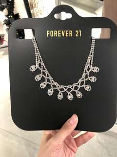 Forever 21 necklace 頸錬