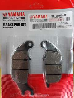 X1R,JUPITER,SNIPER (Original) rear brake pads