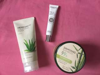 SKIN CARE BUNDLE w/ FREEBIE!!!!!
