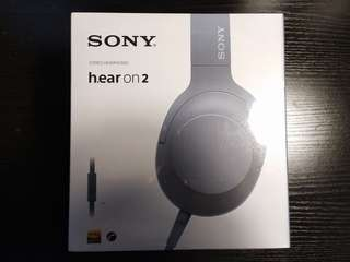 Sony h.ear on2 MDR-H600A