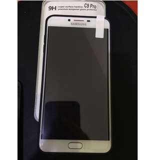 三星 Samsung Galaxy C9pro screen protector 玻璃保護貼