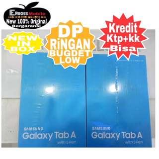 Dp 1jt Samsung Tab A SPen 8.0 Tablet Resmi Cash/kredit ditoko call/wa;081905288895