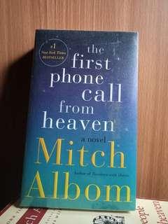 Mitch albom's Book