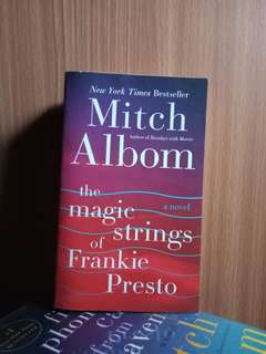 Mitch Albom Books