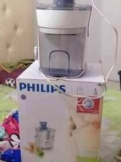 Juicer Philips HR 1811