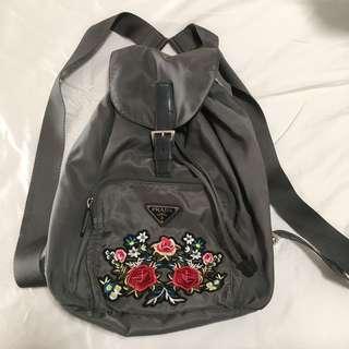 Authentic Vintage Prada Backpack