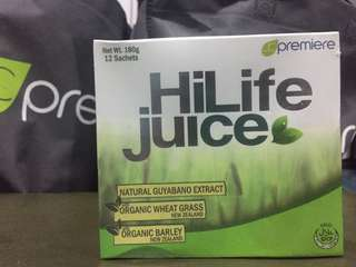 HiLife Juice 50% off SRP!!