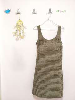 Simple Sleeveless Dress