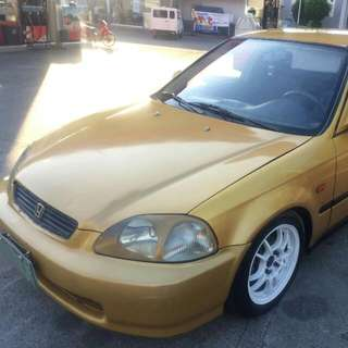 Honda Civic Lxi 1996 Manual Tranny