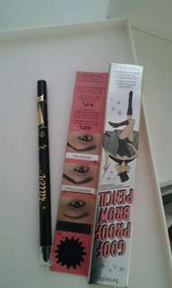 Paket benefit goodproof brow no 5 + tarte sex kitten eyeliner