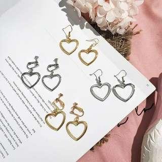 Heart Series Earrings
