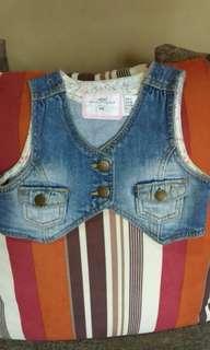 Authentic Vest Jeans L.O.G.G by H&M