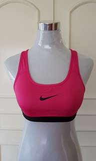 Nike Pro Sports Bra (Small)