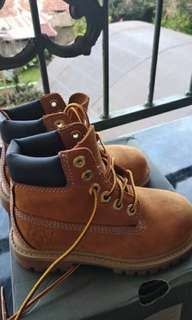 [Preloved] Timberland Kids