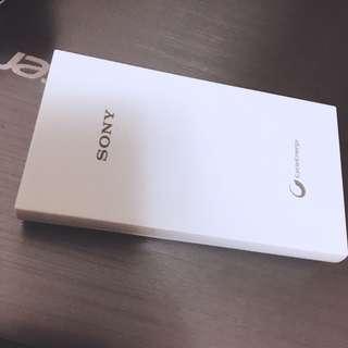 Sony行動電源(自行出價