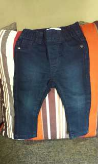 Authentic Cotton on baby jegging