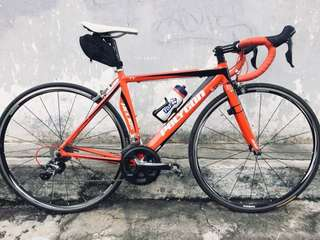 Roadbike polygon helios 300tt