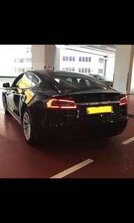 Tesla Model S出租