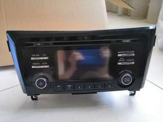 Nissan X Trail Display Screen (2.0L)