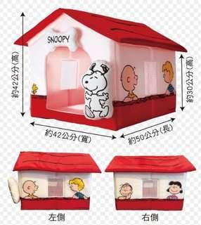 🚚 SNOOPY寵物屋