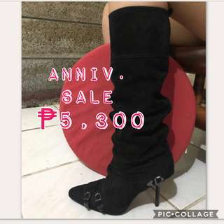 Authentic VII XII XXX  Saint Tropez Corporation Boots