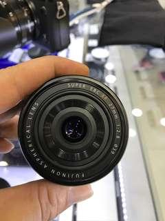 Fujifilm 27mm F2.8 XF LENS