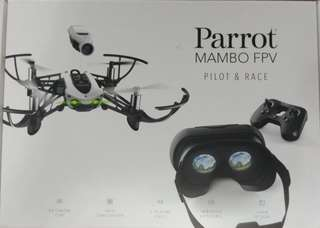 Mini Drone (parrot mambo fpv)