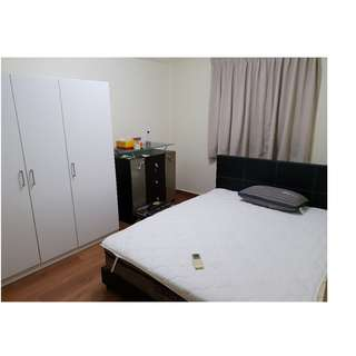 Fully furnished Common Room For Rent  / 5mins to Lorong Chuan Mrt / 8mins to Serangoon Mrt / No Land