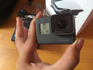 Gopro Hero 5 Black Used perfect condition