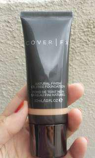 (INC POS) Cover Fx Natural Finish Oil Free Foundation