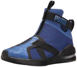 PUMA Women's Fierce Strap WN's Cross-Trainer Shoe