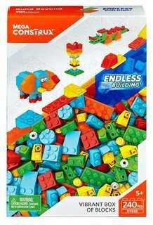 Hot Sale LEGO Mega Construc 240 Pcs