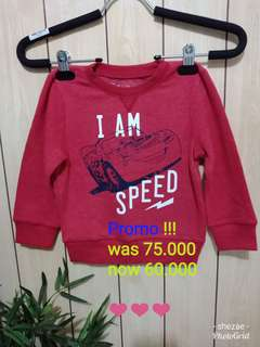 Sweater Jumping beans original