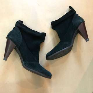 Hush Puppies Slouchy Ankle Boots