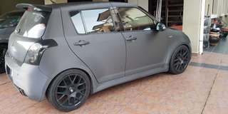 Suzuki Swift 1.5 Auto 2009 CKD For Sale With LOTS of Accessories/Parts