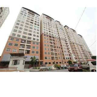 Glenview Villa Condo, Cheras KL (fully furnished)