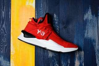 Y-3 Kaiwa Chunky Primeknit 針織凱瓦復古老爹鞋