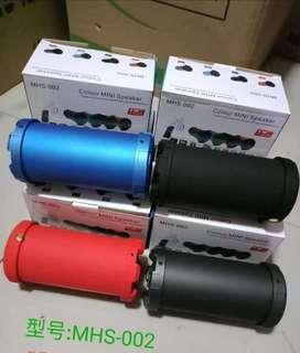 MHS-002 bluetooth speaker