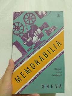 Novel Memorabilia Medium untuk Melupakan