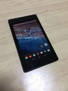 Nexus7 2013 32gb Wifi only