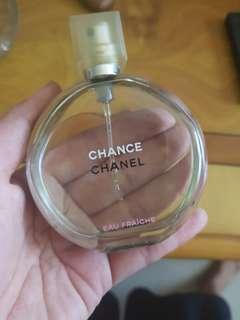 Chanel chance eau frainche
