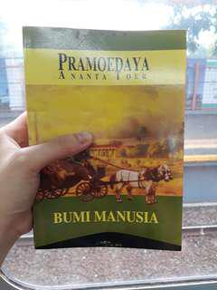 Novel Fenomenal Bumi Manusia