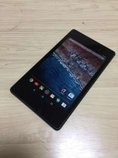 Nexus7 2013 32gb LTE (for mobile internet)