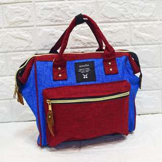 Anello Medium 3 Way Bag