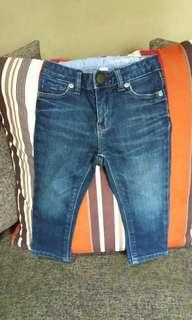 Authentic Babygap jeans dark blue