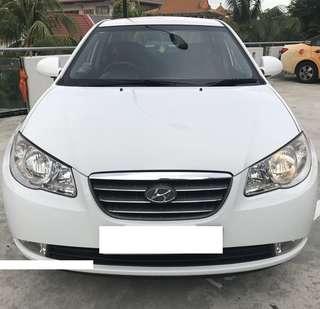 $220 Weekend Car Rental Hyundai Avante