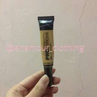 La Girl Corrector Concealer Yellow