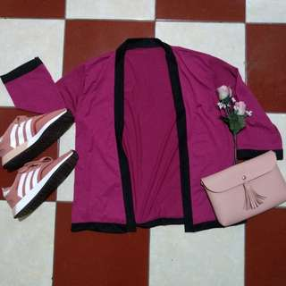 Outer pink